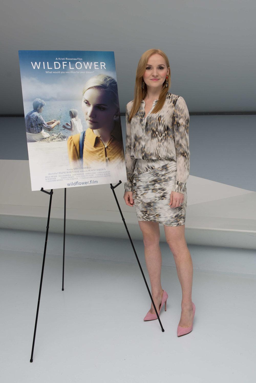 Producer / Lead Actress Kristi Roosmaa