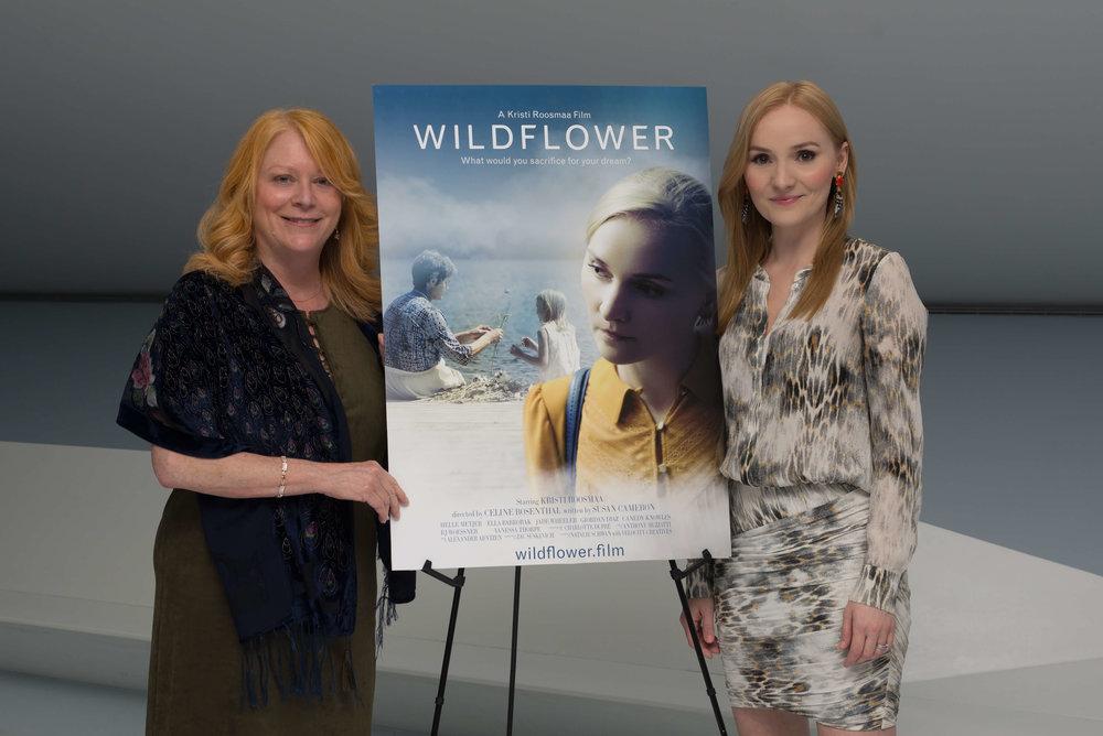 Wildflower's screenplay is by Artemis Women In Action Film Festival Screenplay winnerSusan Cameron.