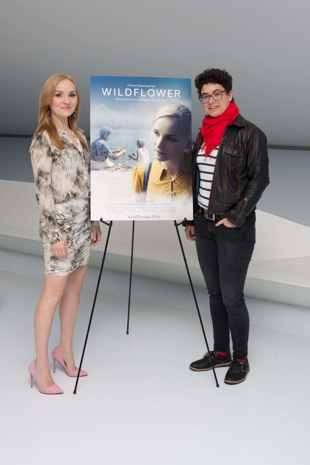 Wildflower is captured by rising multi-cultural director of photography Charlotte Dupré.