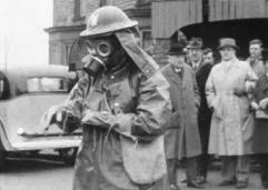 Lincolnshire Film Archive  Practice Gas Attack.jpg