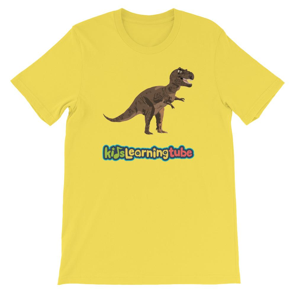 'T-Rex' Adult Unisex Short Sleeve T-Shirt  $28.00