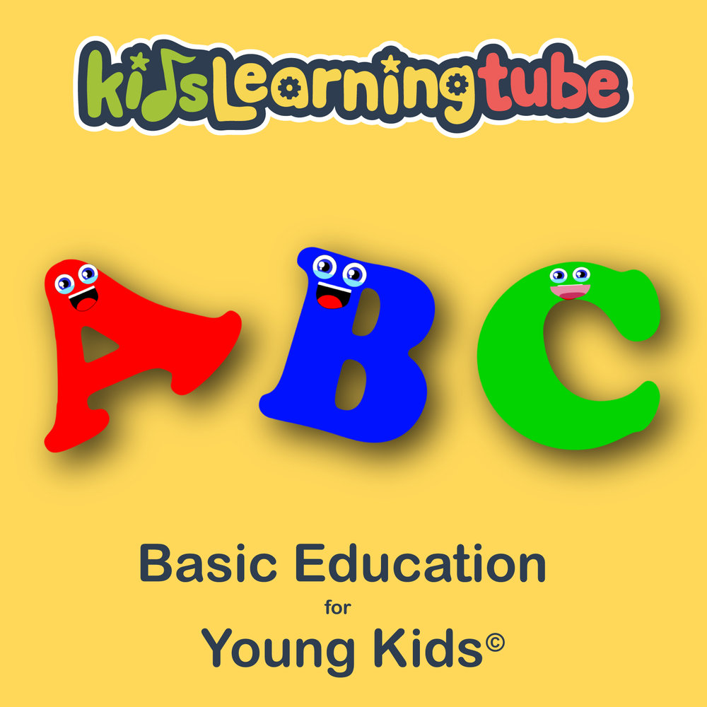 Basic Education for Young Kids Album  $11.00