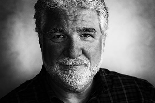 Rod Garlick as George Lucas by Shaun Nelson