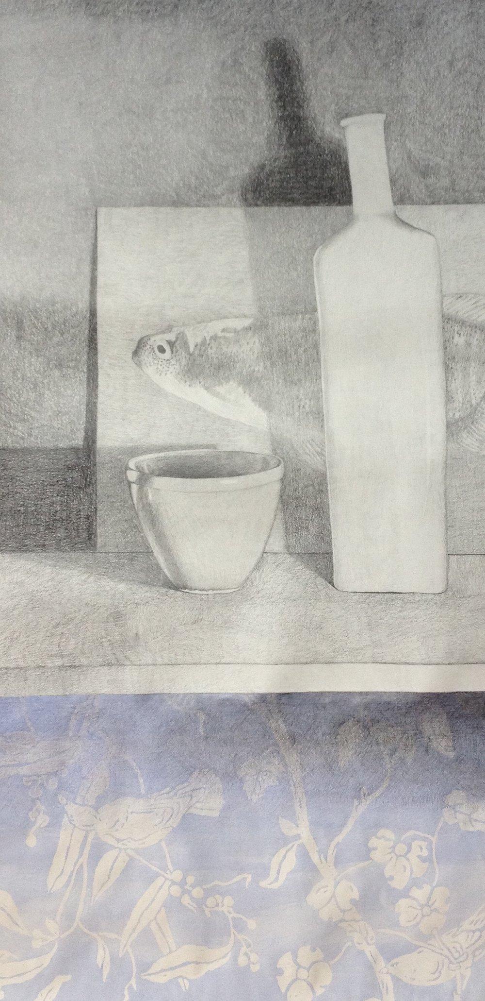 Fish Painting Drawing