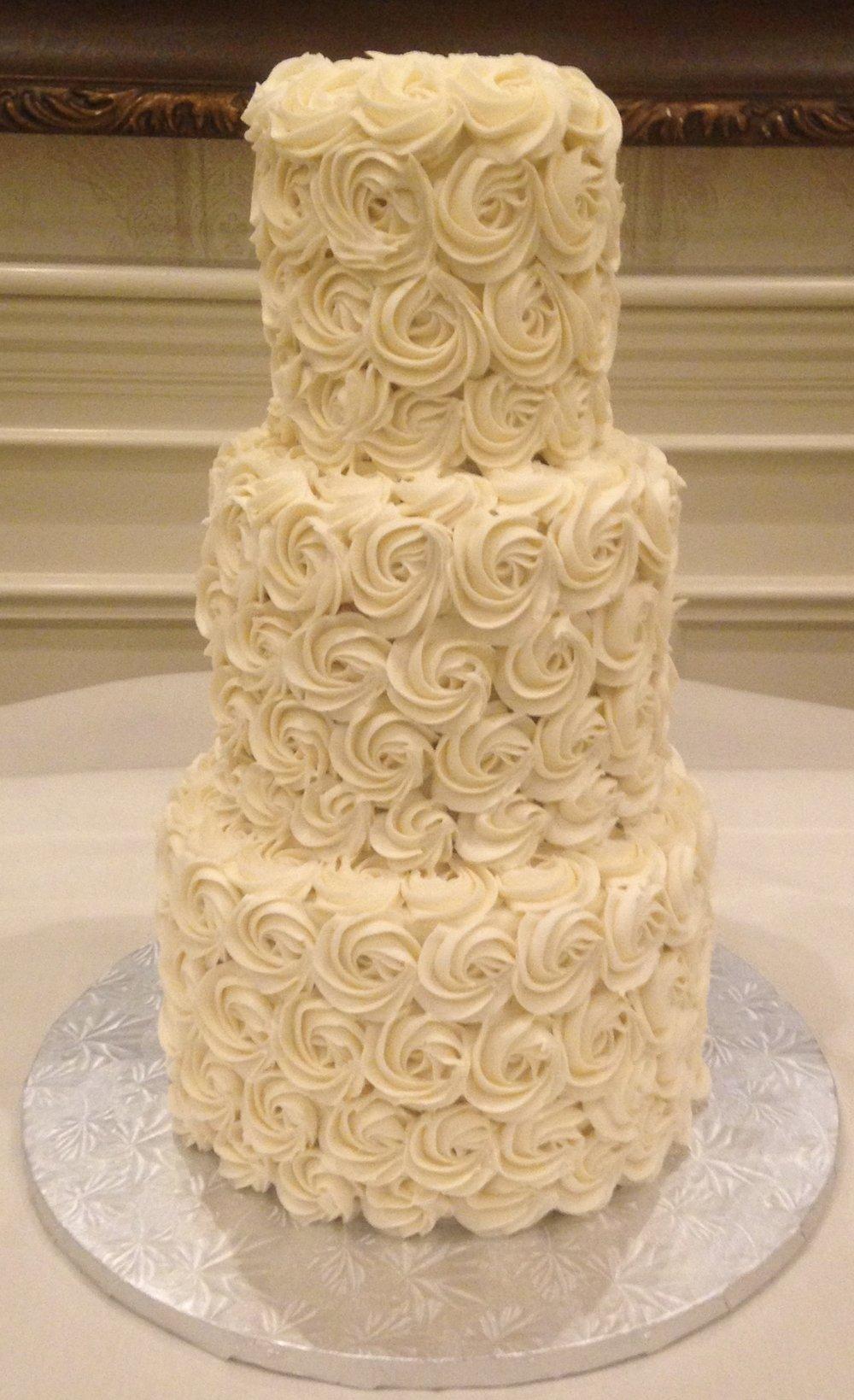 Wedding Cakes — ac cake design