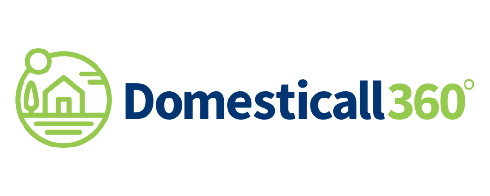 Domesticall360 logo design