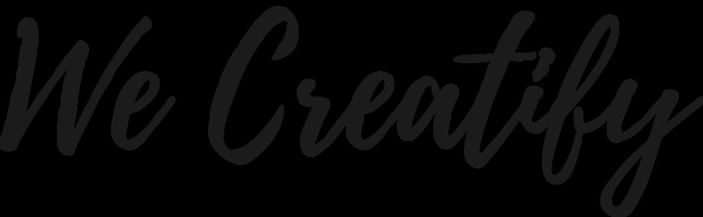We Creatify Logo