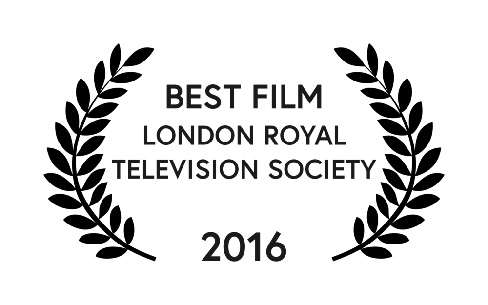 We Creatify's Film Award, Best Film from the London Royal Television Society, 2016.