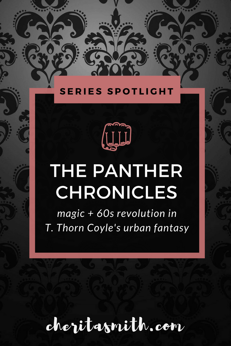 The Panther Chronicles Urban Fantasy