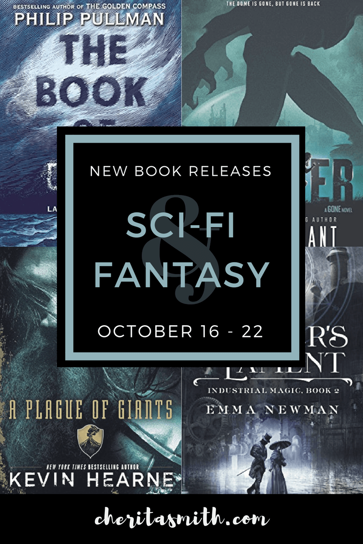 New SFF Books - October 17