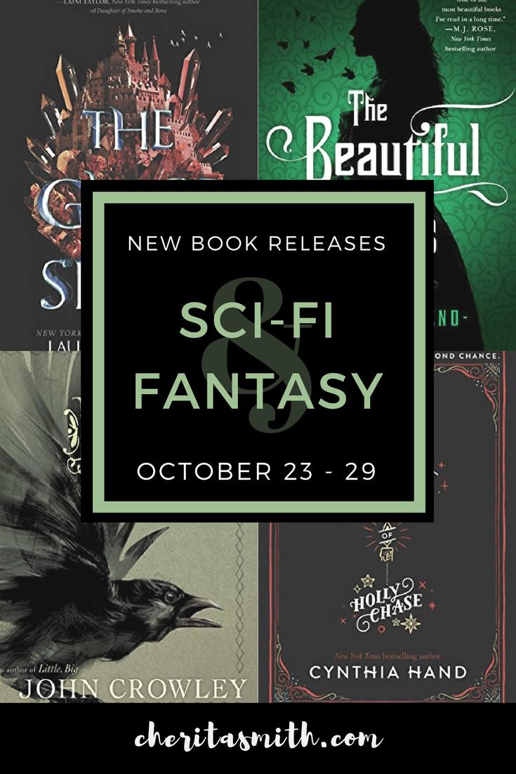 New SFF Books October 24