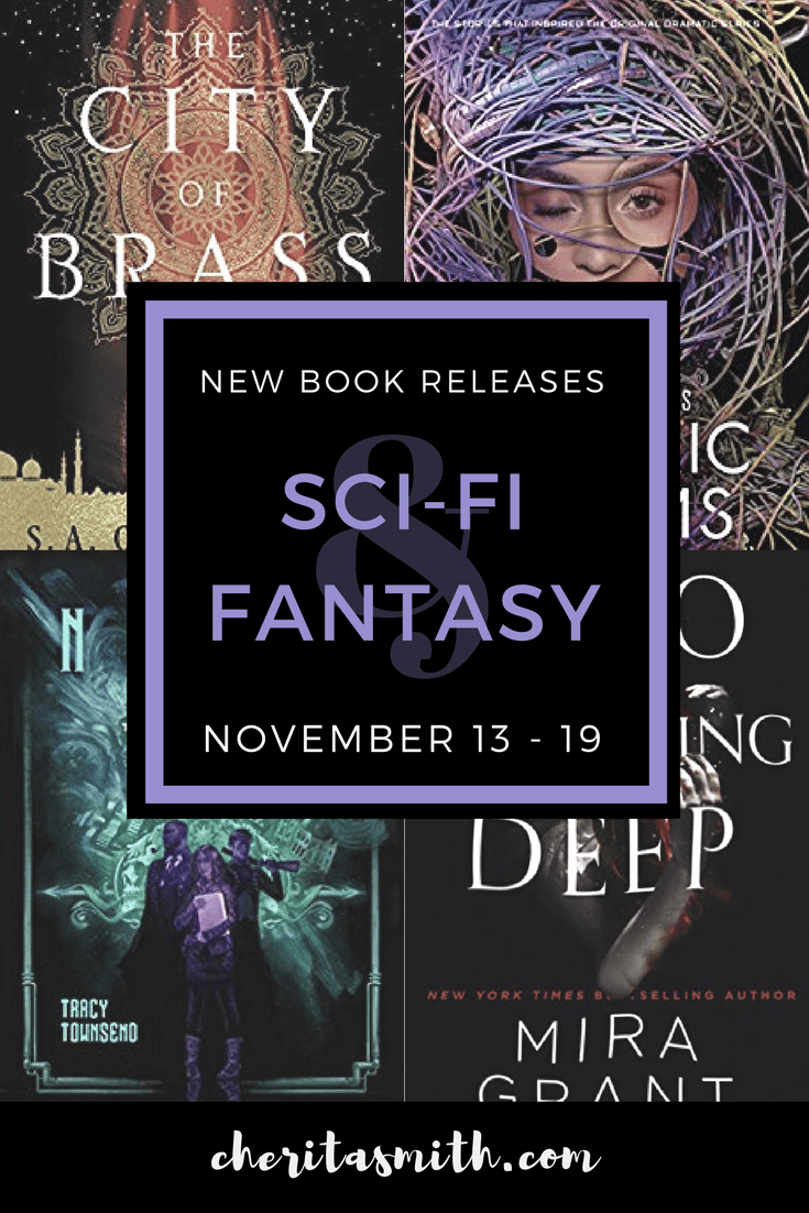 New SFF Books - November 14