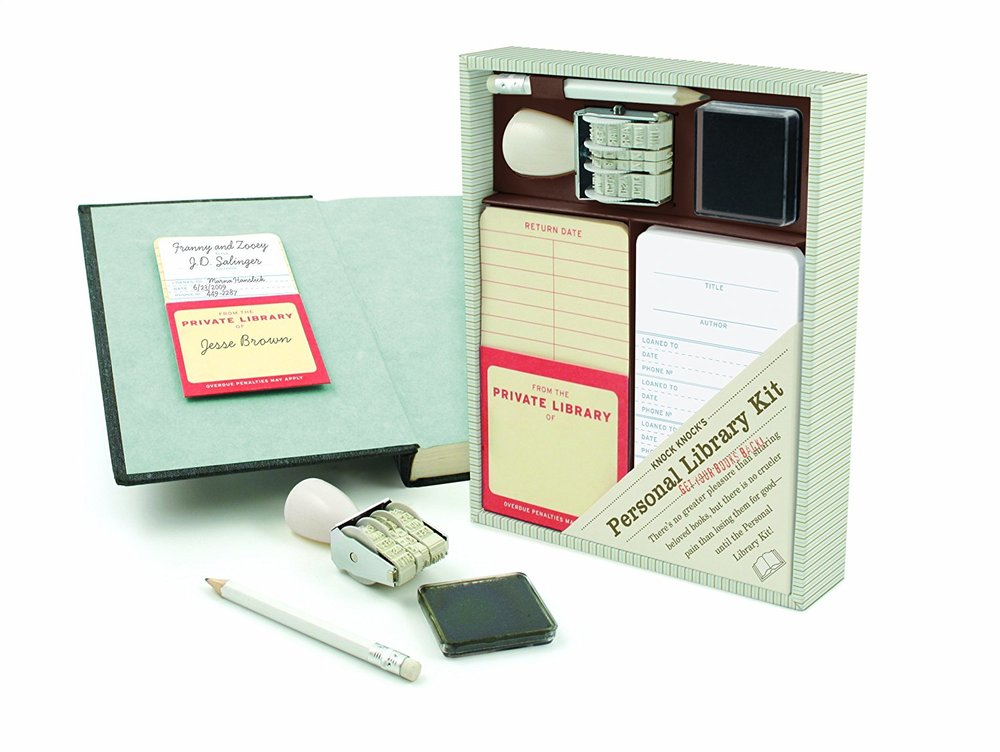 Personal Library Kit | $15