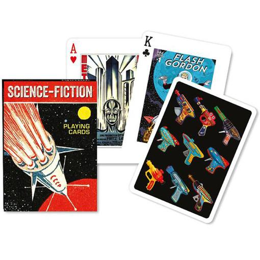 Sci-Fi Playing Cards | $10