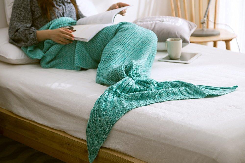Mermaid Blanket | $20