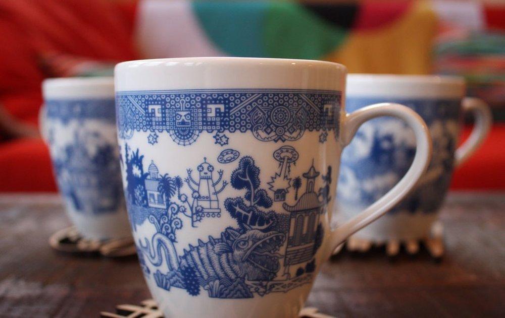 Calamityware Mugs | $48