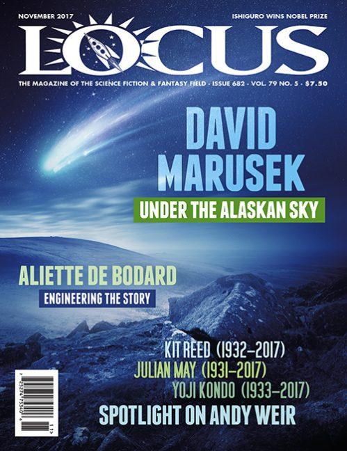 Locus Magazine | $36