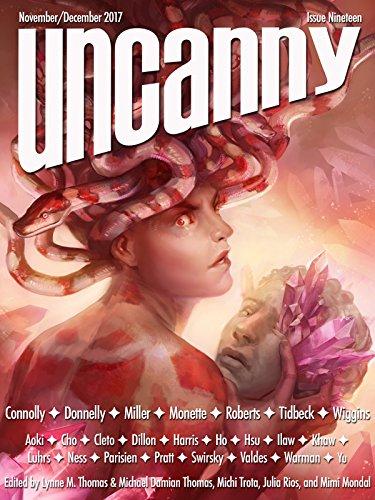 Uncanny Magazine | $24