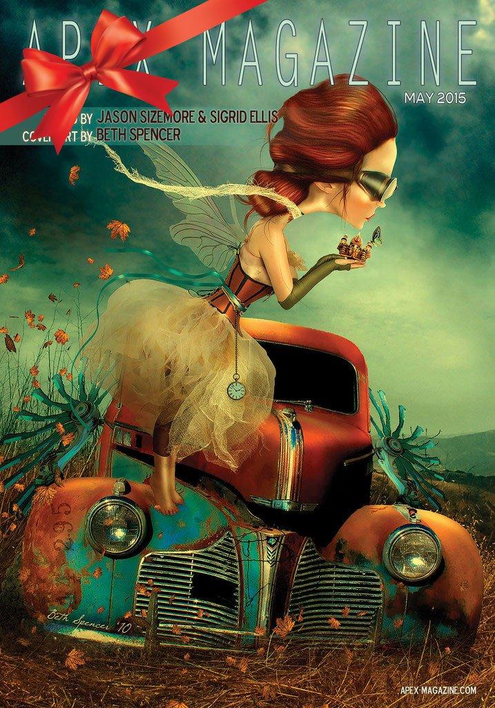 Apex Magazine| $22