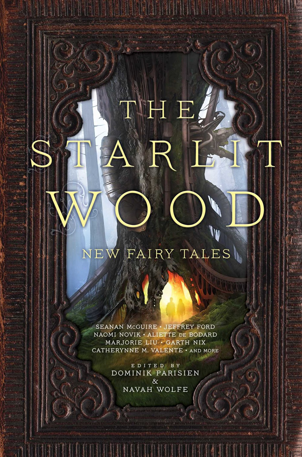 The Starlit Wood - New Fairy Tales