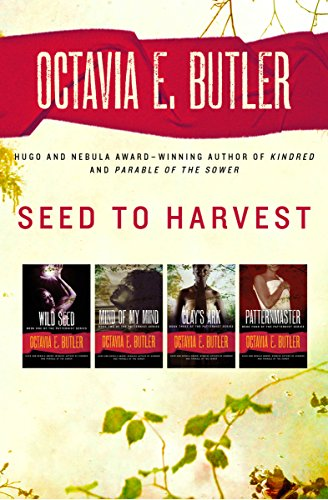 Octavia Butler's Seed to Harvest Omnibus
