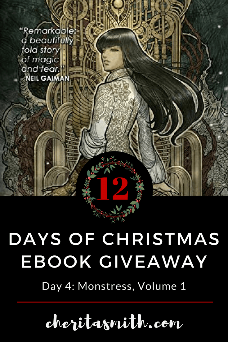 12 Days of Christmas Day 4: Monstress by Marjorie Liu