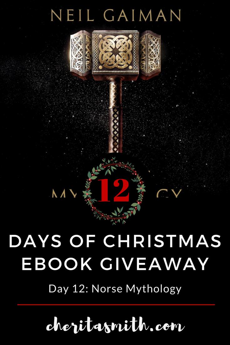 12 Days of Christmas Ebook Giveaway - Day 12: Norse Mythology