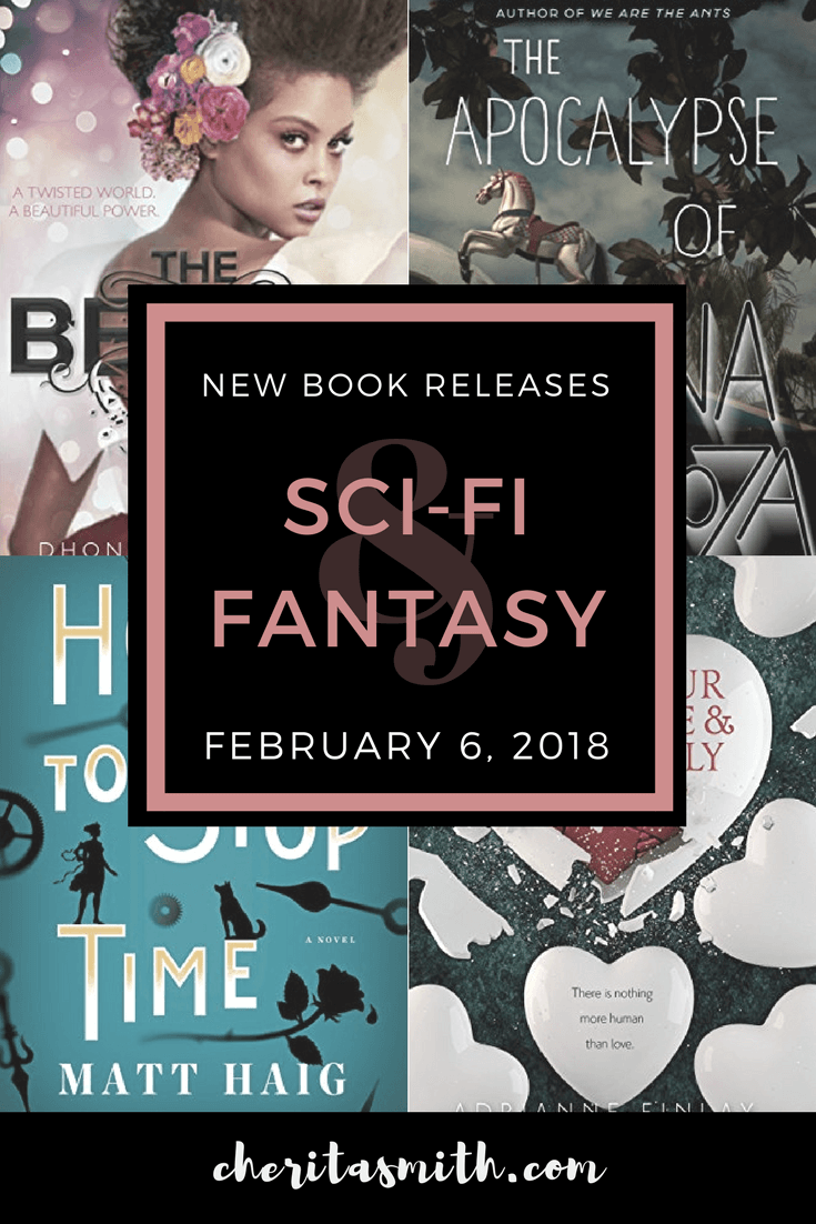 New Sci-Fi & Fantasy Books - February 6