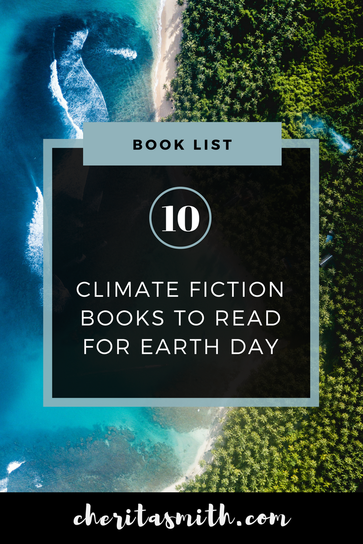 10 Climate Fiction Books for Earth Day