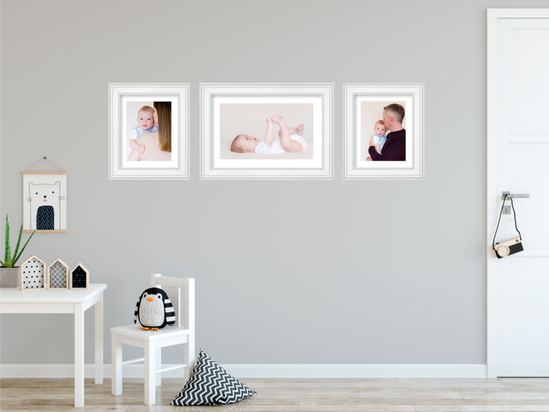 """(Two medium 16x20"""" framed prints and one large 30x20"""")"""