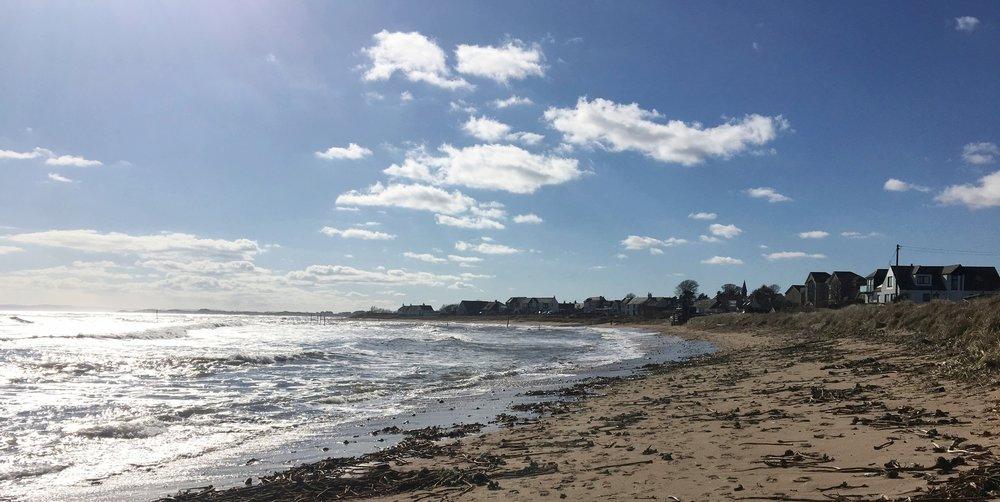 Westhaven beach