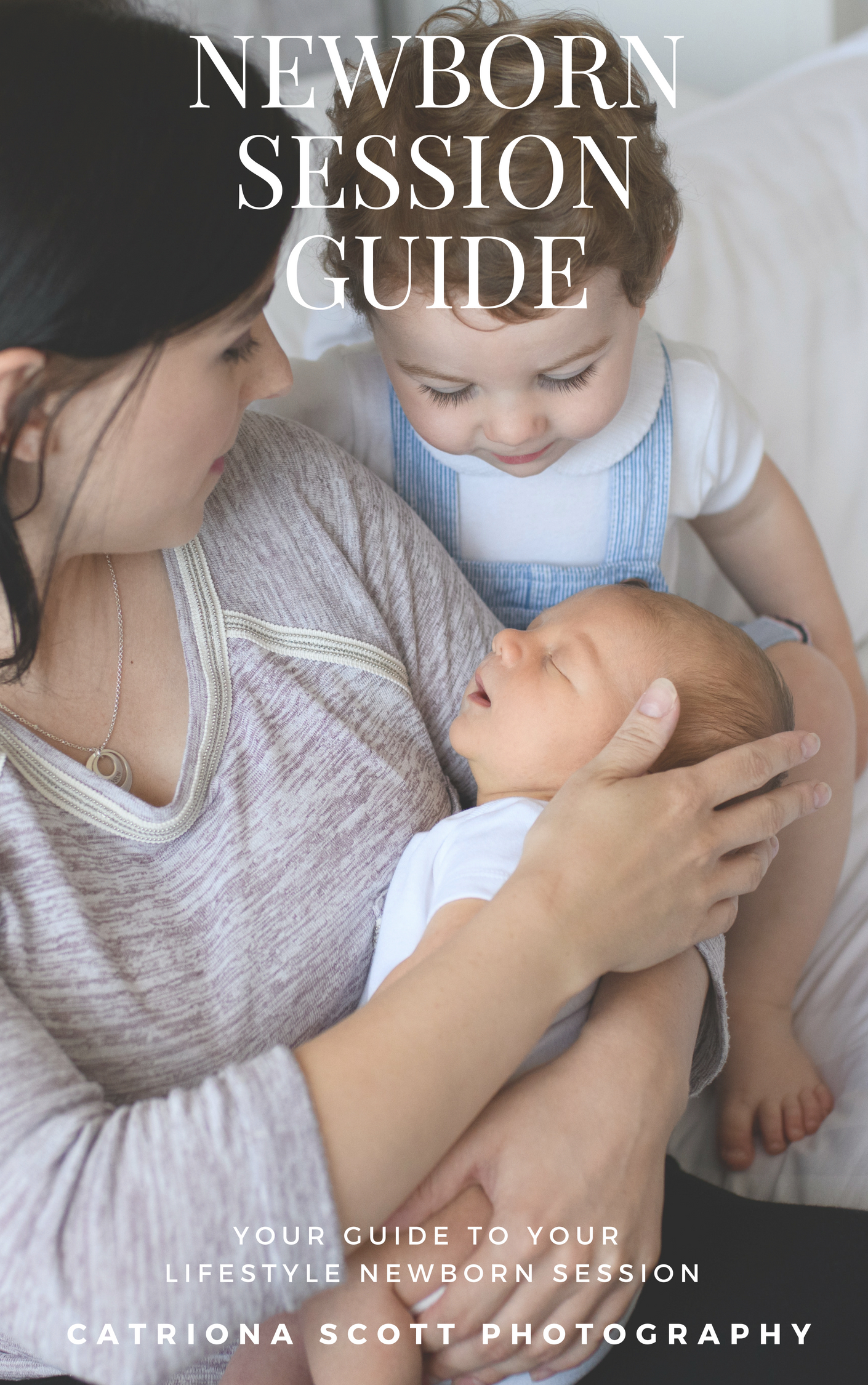 Download your newborn session guide