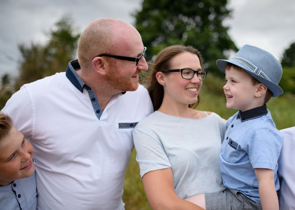 dundee family photography