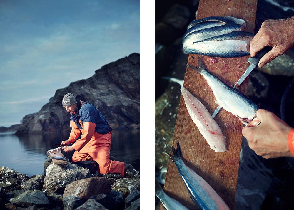 Fiskare på Orust