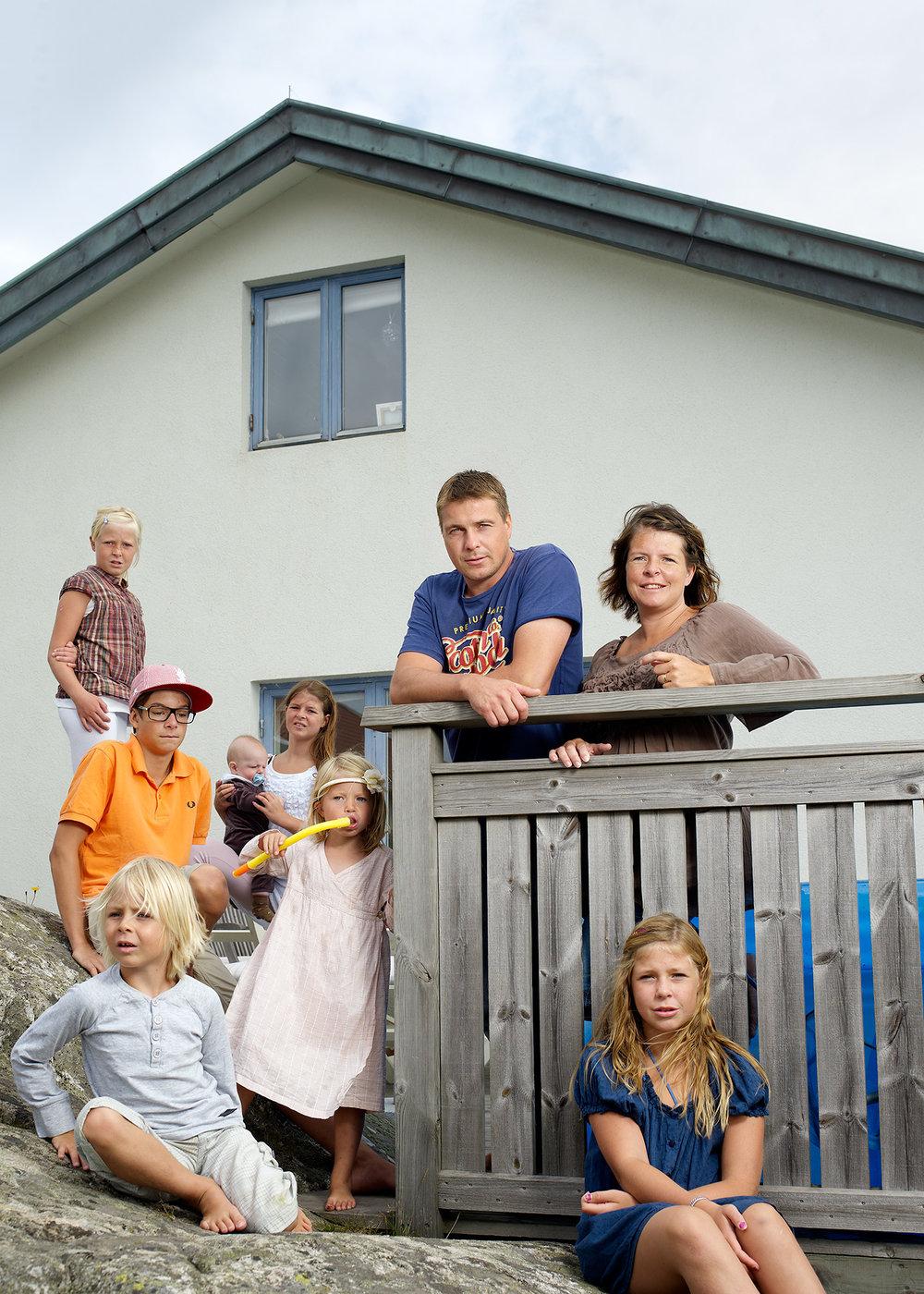 Familjen Jörnestrand