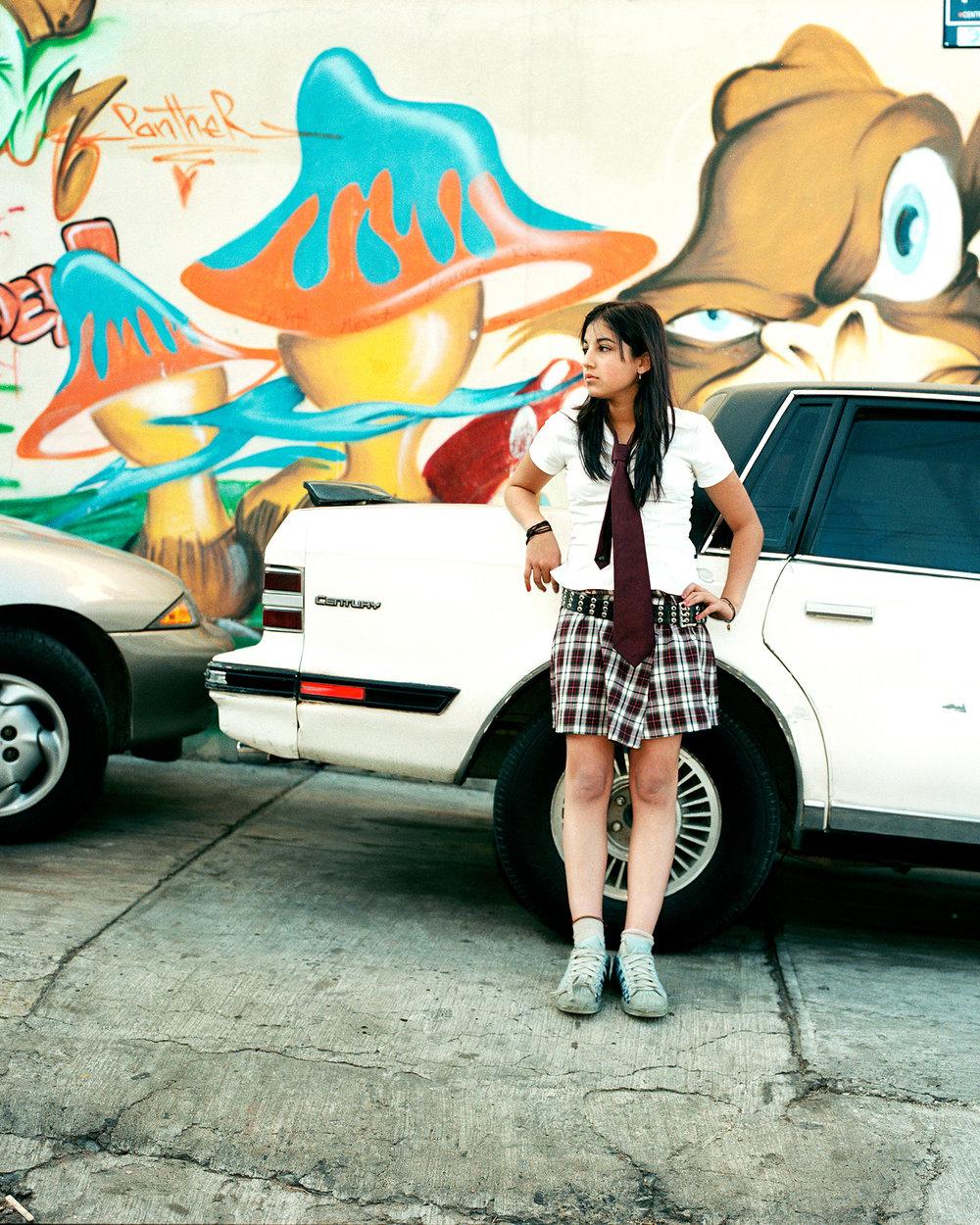 Aldonza, 14 år, Guadalajara, Mexico