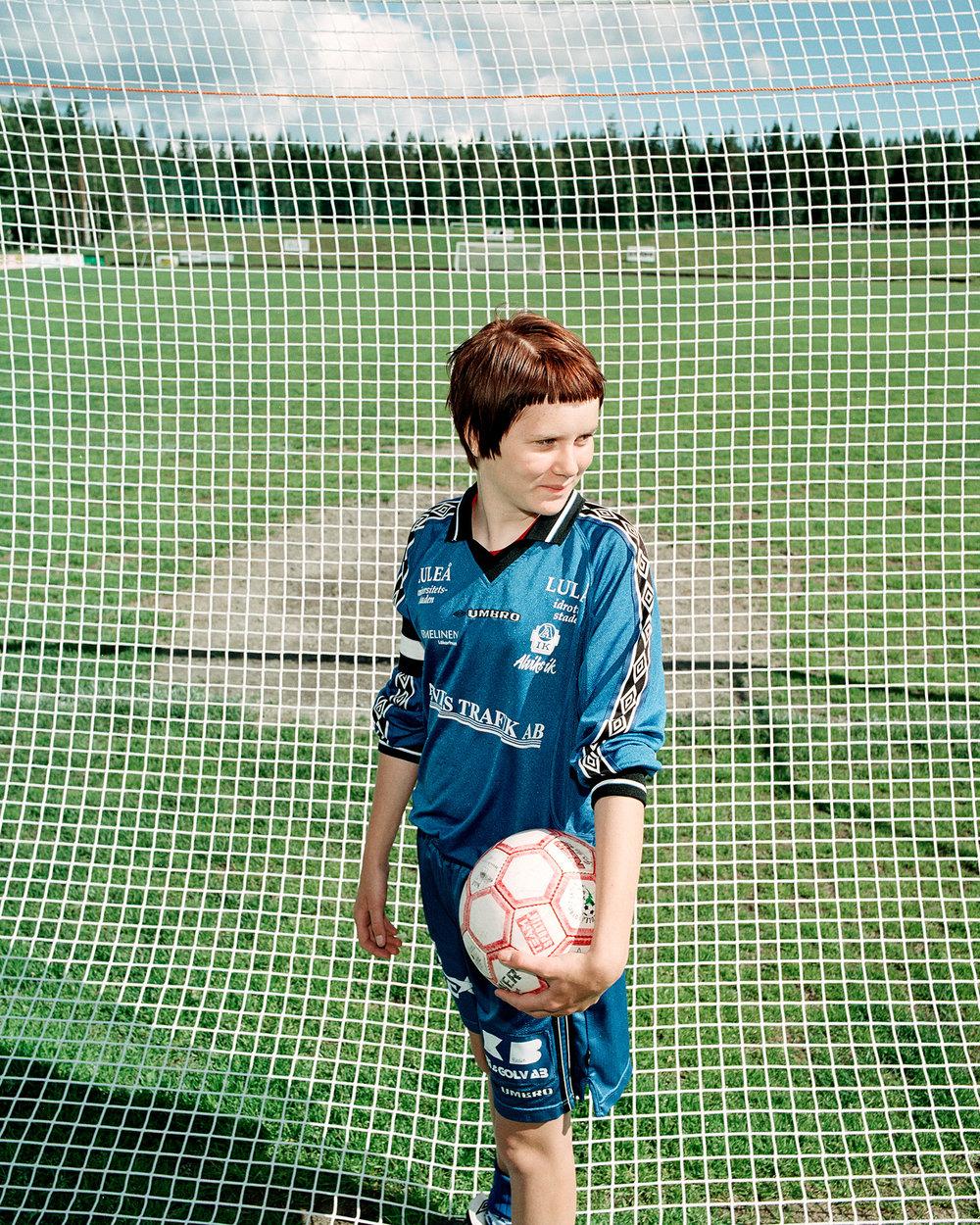 Josefine, 13 år, Luleå