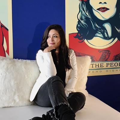 Rachel Matos, CEO & Creative Director