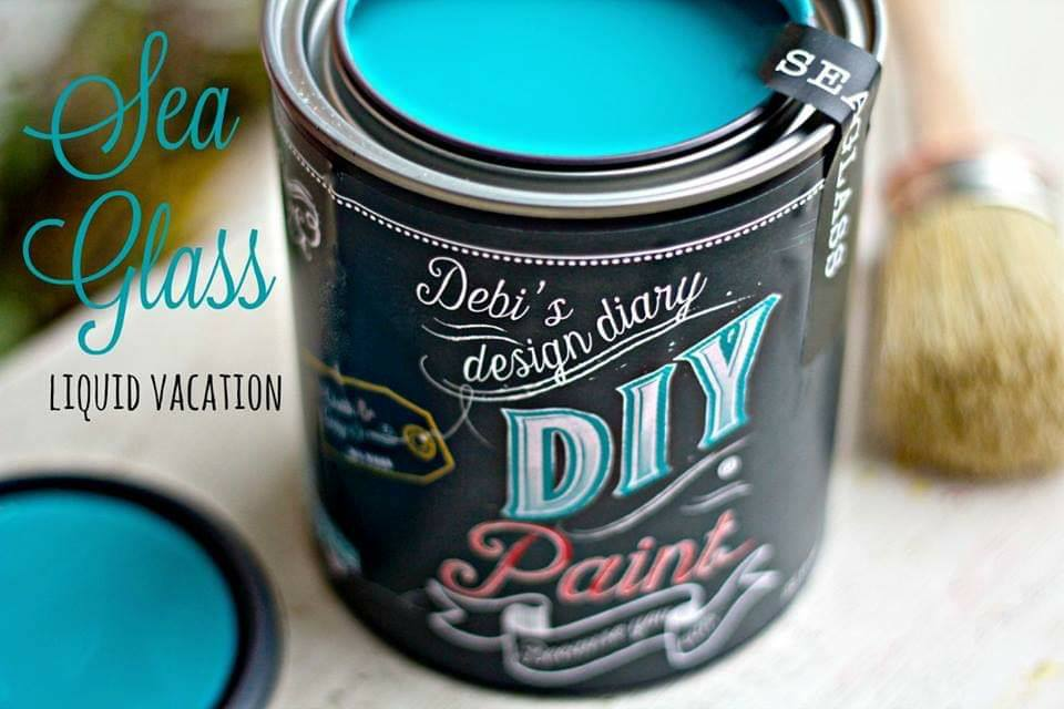 Sign up for your DIY Paint Workshop- February 2nd and/ or February 9th. Register soon as class size is limited.