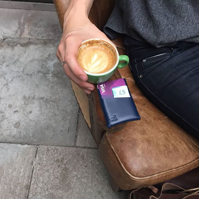 One more week to go on our Kickstarter. Check the link if you are interested in one of these unique folded card wallets. There's still 1 early bird wallet available! This is £10 off the post launch RRP. Thank you for all the support.