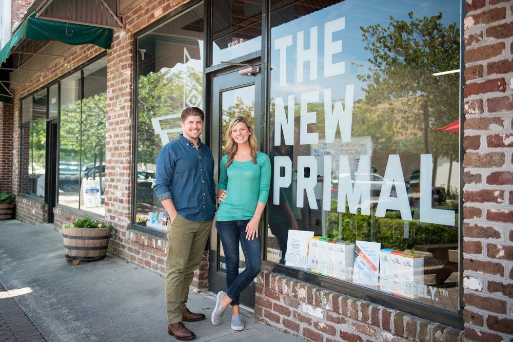 Melissa Miller & Jason Burke of The New Primal