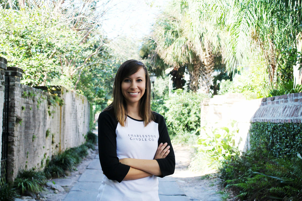 female-entrepreneur-women-business-leader-role-model-inspiration-inspiring-quotes-advice-leader-startup-charleston-candle-maker