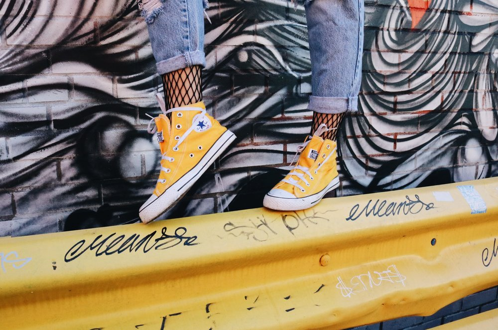 Converse - An Iconic Brand