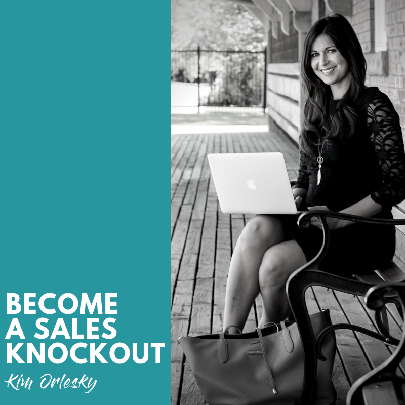 Become a Sales Knockout