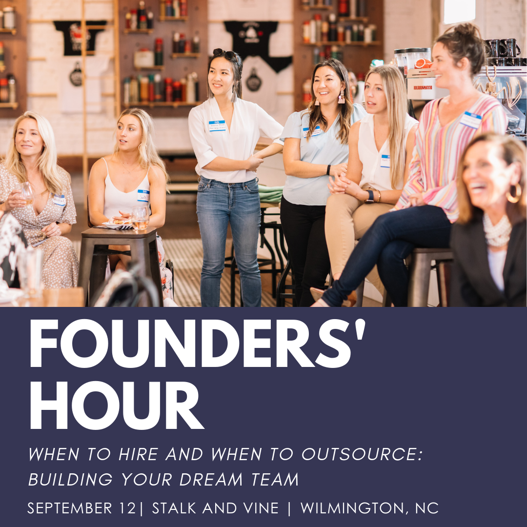 Founders' Hour - Hatch Tribe Wilmington — Hatch Tribe