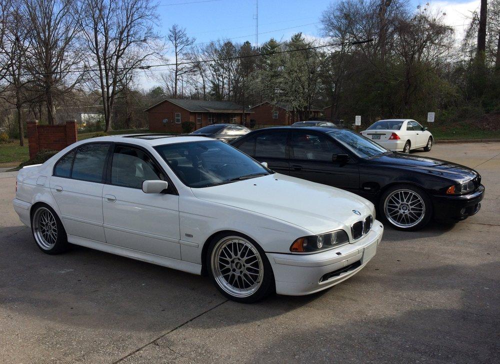 BMW 530i V8