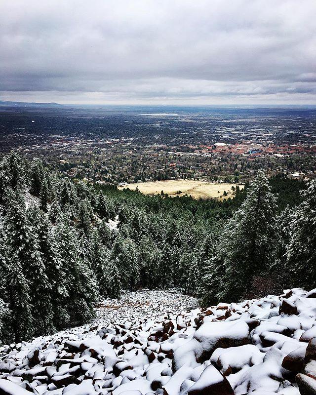 Boulder, CO 🏔