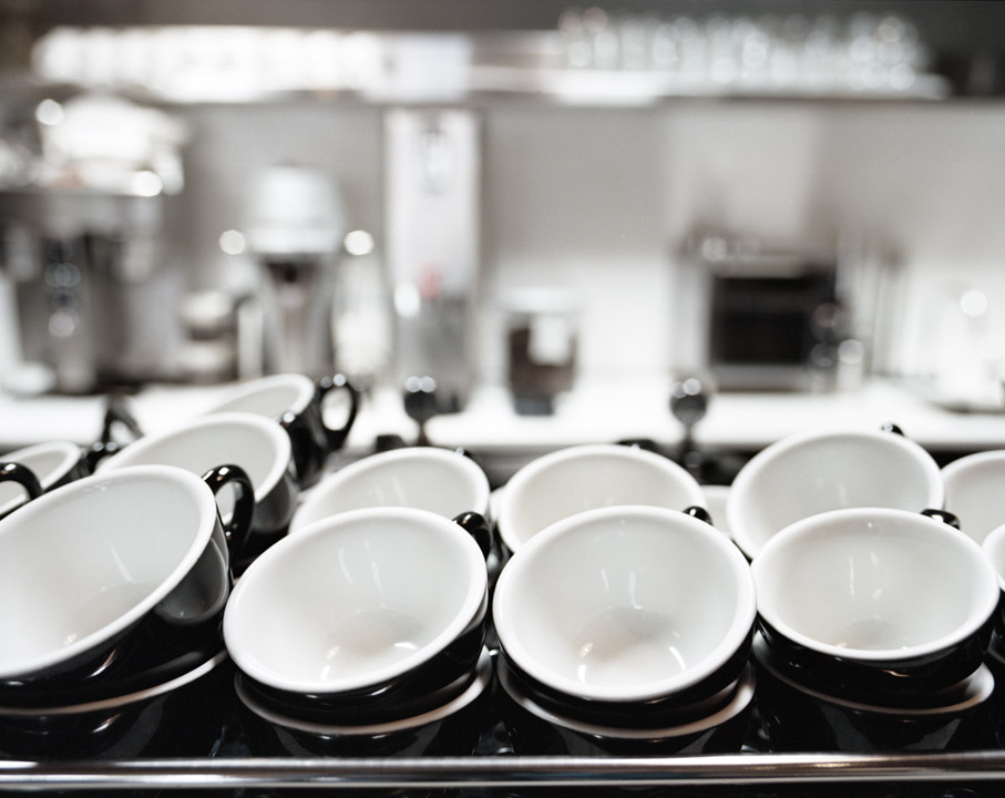 Ready for a fresh cup. Image:  Neil DaCosta