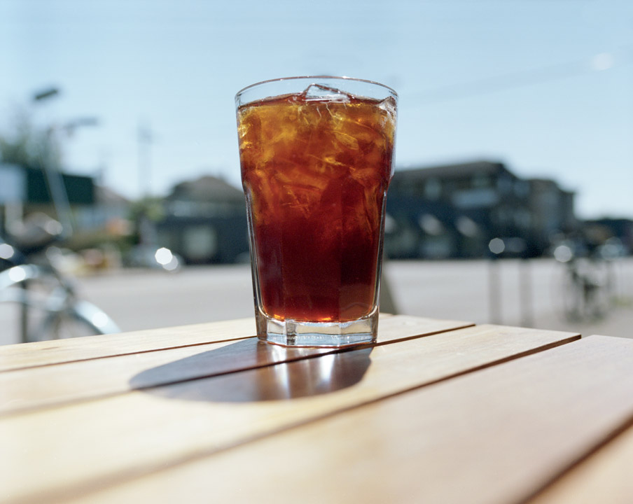 A cold brew on a hot day. Image:  Neil DaCosta