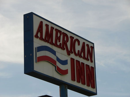 American inn - Council bluffs, IA